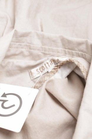 Дамско яке Scottage, Размер XL, Цвят Бежов, 55% лен, 45% памук, Цена 63,70лв.