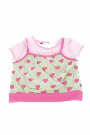 Детска блуза George, Размер 18-24m/ 86-98 см, Цвят Розов, Памук, Цена 4,20лв.