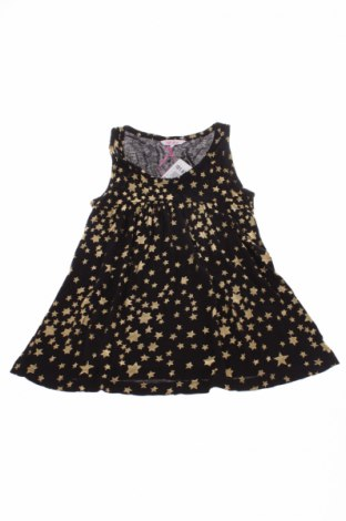 Детски потник Miss E-Vie, Размер 8-9y/ 134-140 см, Цвят Черен, Вискоза, Цена 7,80лв.