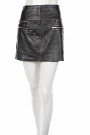 Skórzana spódnica Zara