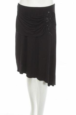 Φούστα Bodyflirt, Μέγεθος S, Χρώμα Μαύρο, Τιμή 3,90€