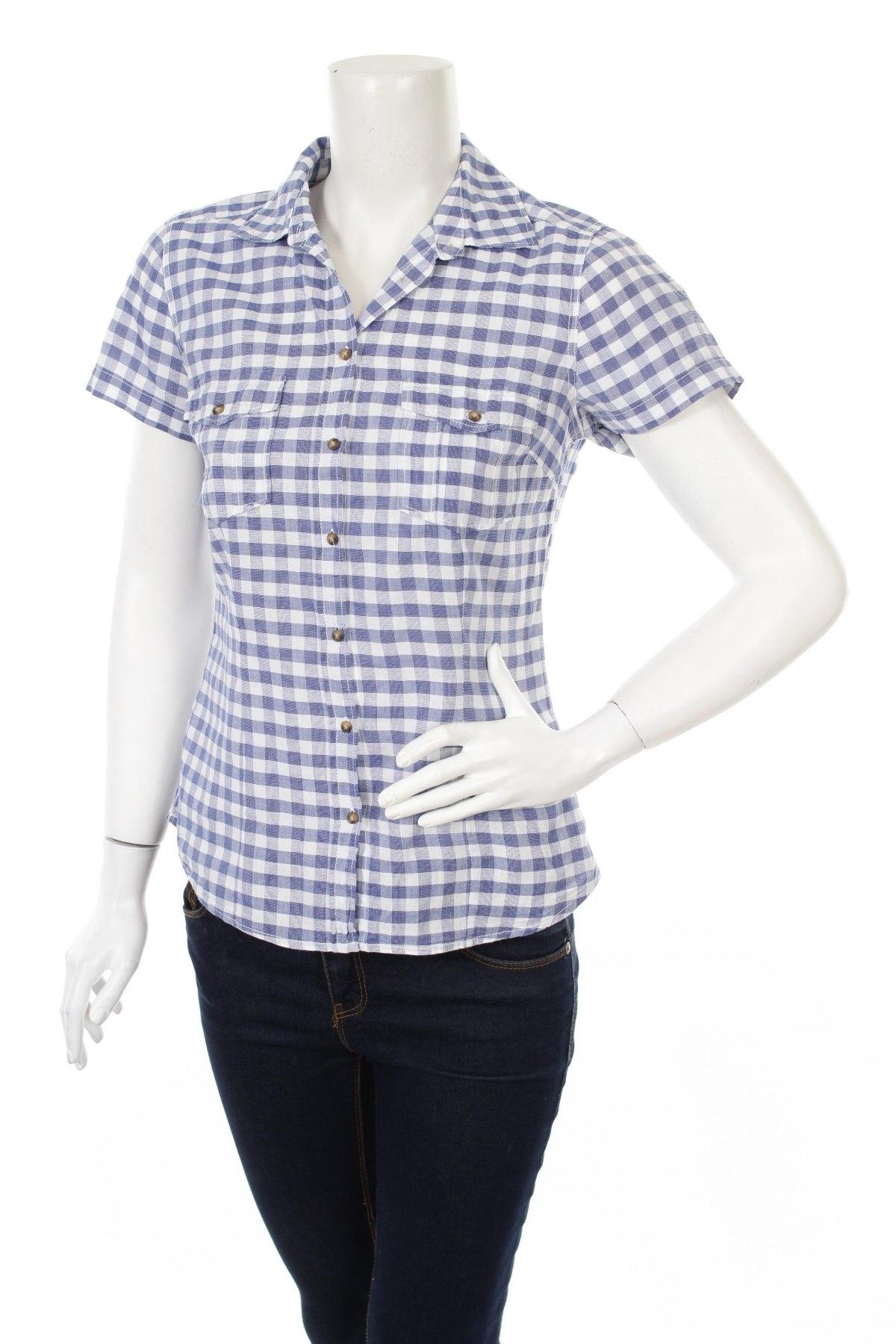 Γυναικείο πουκάμισο H&M L.o.g.g, Μέγεθος M, Χρώμα Λευκό, Τιμή 10,82€