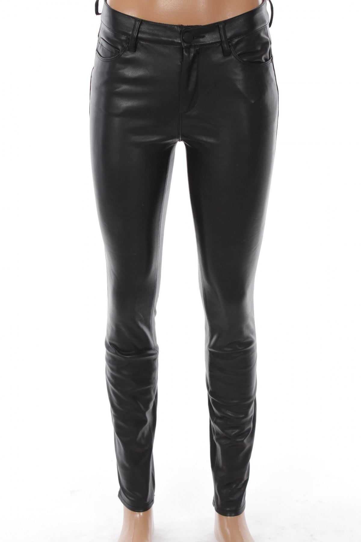 db6fa5d587 Dámske kožené nohavice Zara - za výhodnú cenu na Remix -  101618620
