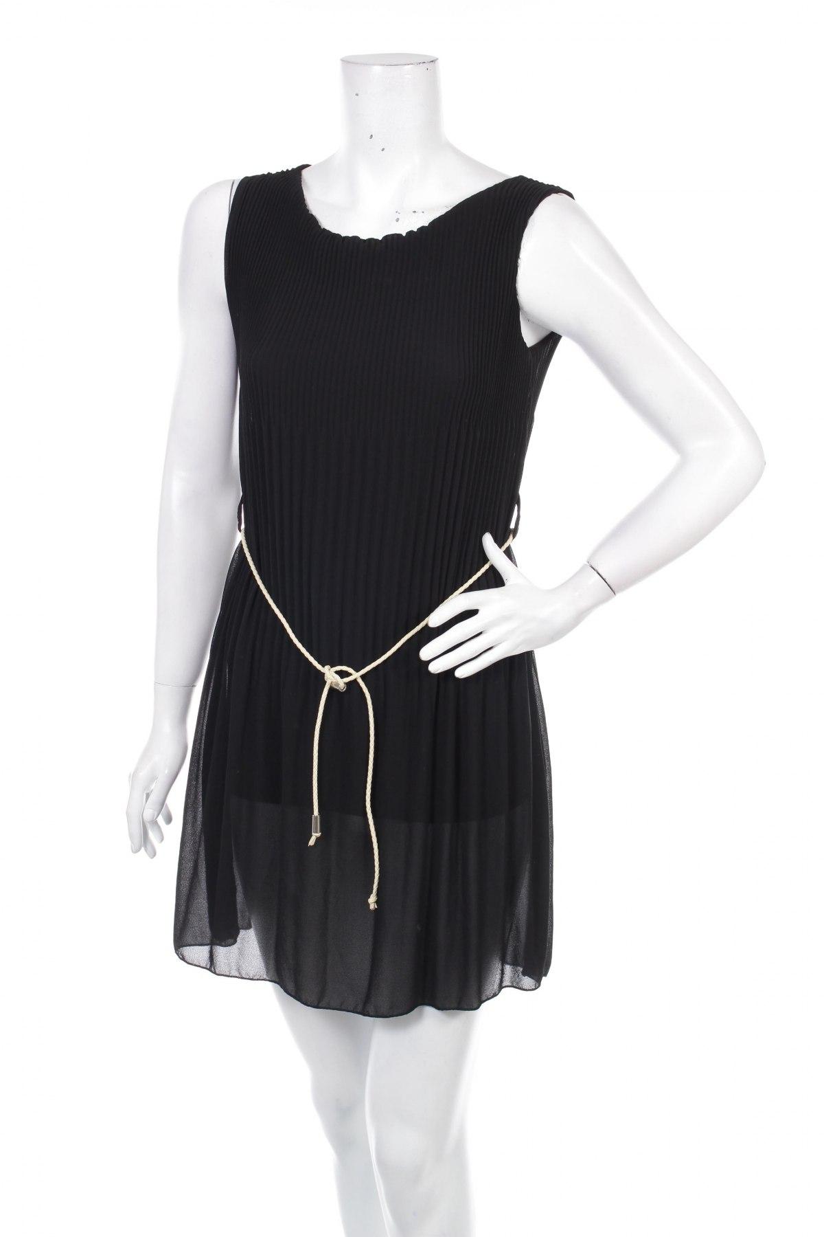 Рокля New Collection, Размер S, Цвят Черен, Цена 30,34лв.