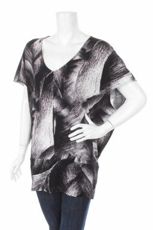 Дамска блуза Wayne Cooper, Размер L, Цвят Черен, 95% полиестер, 5% еластан, Цена 11,50лв.