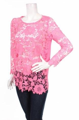 Дамска блуза Club L, Размер L, Цвят Розов, 100% полиестер, Цена 27,30лв.