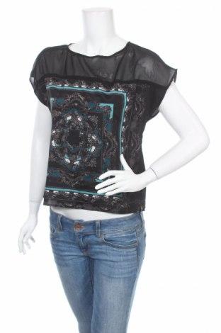 Дамска блуза Flame, Размер S, Цвят Многоцветен, Полиестер, Цена 17,00лв.