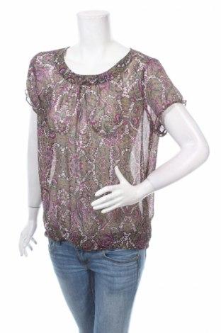 Дамска блуза Jaclyn Smith, Размер L, Цвят Многоцветен, 100% полиестер, Цена 4,64лв.
