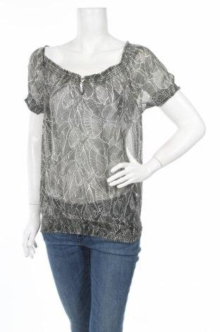 Дамска блуза Jessica, Размер XS, Цвят Зелен, Полиестер, Цена 4,64лв.