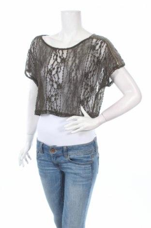 Γυναικεία μπλούζα Lush, Μέγεθος M, Χρώμα Πράσινο, 97% πολυεστέρας, 3% ελαστάνη, Τιμή 1,59€