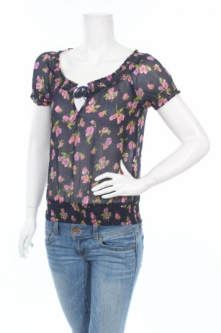 Γυναικεία μπλούζα Madonna, Μέγεθος XS, Χρώμα Μπλέ, 100% πολυεστέρας, Τιμή 2,04€