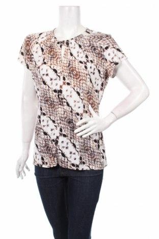 Дамска блуза Worthington, Размер L, Цвят Многоцветен, 95% полиестер, 5% еластан, Цена 4,59лв.