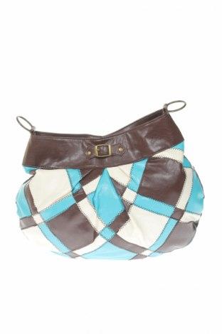 Γυναικεία τσάντα, Χρώμα Πολύχρωμο, Δερματίνη, Τιμή 12,89€