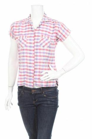 Дамска риза, Размер XS, Цвят Многоцветен, Памук, Цена 5,50лв.