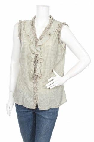 Дамска риза, Размер L, Цвят Многоцветен, Полиестер, Цена 4,00лв.