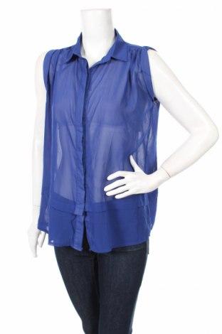 Дамска риза, Размер L, Цвят Син, Цена 15,00лв.