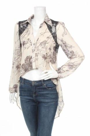 Γυναικείο πουκάμισο Apricot