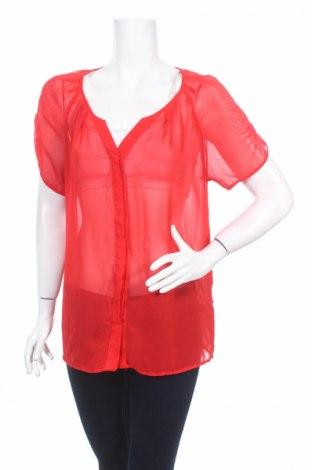Дамска риза Apt.9, Размер L, Цвят Червен, 100% полиестер, Цена 4,25лв.