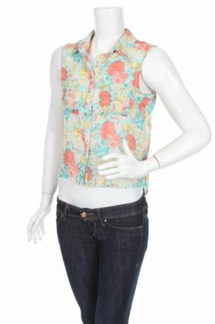 Дамска риза Blind Date, Размер S, Цвят Многоцветен, Полиестер, Цена 3,50лв.