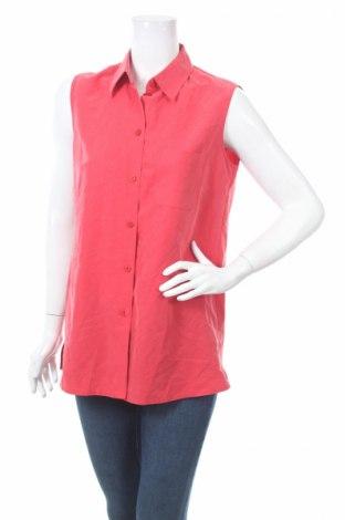 Дамска риза Canda, Размер M, Цвят Червен, 70% вискоза, 30% полиестер, Цена 4,25лв.