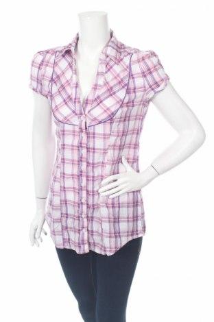 Дамска риза Fresh Made, Размер S, Цвят Лилав, 100% памук, Цена 4,56лв.