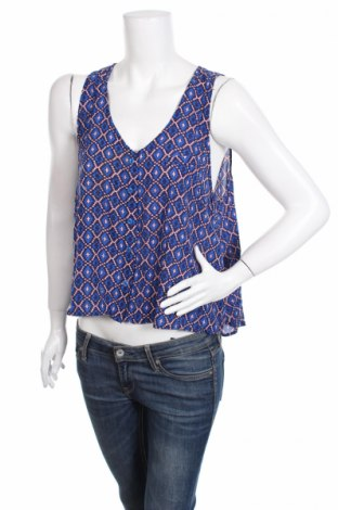 Дамска риза Girl Xpress, Размер XL, Цвят Многоцветен, Вискоза, Цена 4,75лв.