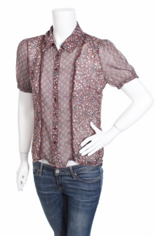 Дамска риза Green House, Размер S, Цвят Многоцветен, 100% полиестер, Цена 5,32лв.