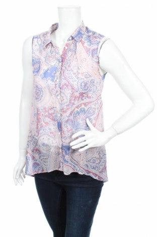 Γυναικείο πουκάμισο H&M, Μέγεθος S, Χρώμα Πολύχρωμο, 100% πολυεστέρας, Τιμή 3,74€