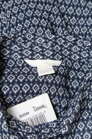 Γυναικείο πουκάμισο H&M, Μέγεθος L, Χρώμα Μπλέ, Πολυεστέρας, Τιμή 3,27€