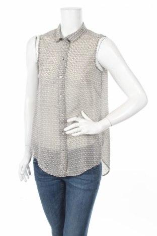 Дамска риза H&M, Размер S, Цвят Бежов, Полиестер, Цена 4,25лв.
