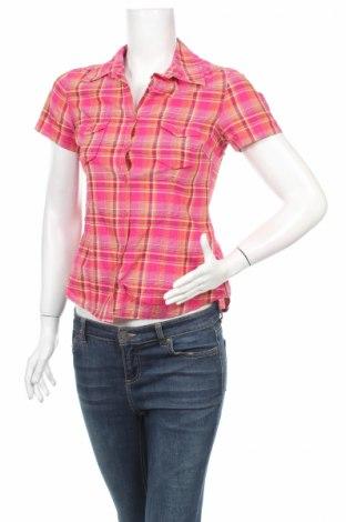 Дамска риза H&M L.o.g.g, Размер XS, Цвят Многоцветен, Памук, Цена 3,75лв.