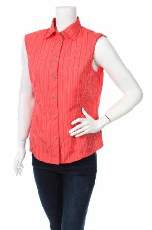 Дамска риза High Colorado, Размер L, Цвят Червен, 95% полиестер, 5% вискоза, Цена 3,06лв.