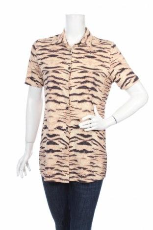 Γυναικείο πουκάμισο Nice Connection, Μέγεθος M, Χρώμα Πολύχρωμο, 92% βισκόζη, 8% ελαστάνη, Τιμή 5,94€