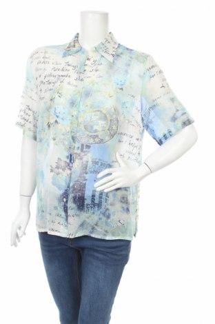Дамска риза Tru City, Размер XL, Цвят Многоцветен, Цена 4,25лв.