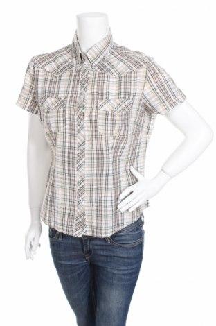 Γυναικείο πουκάμισο Yessica, Μέγεθος L, Χρώμα Πολύχρωμο, Βαμβάκι, Τιμή 5,75€