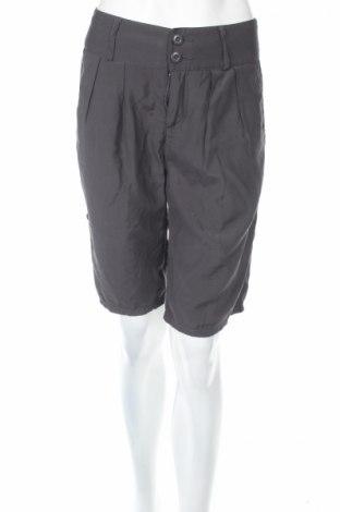 Γυναικείο κοντό παντελόνι Ann Christine, Μέγεθος M, Χρώμα Γκρί, Τιμή 3,40€