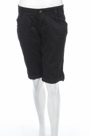 Γυναικείο κοντό παντελόνι Edc By Esprit, Μέγεθος XS, Χρώμα Μαύρο, Βαμβάκι, Τιμή 3,47€