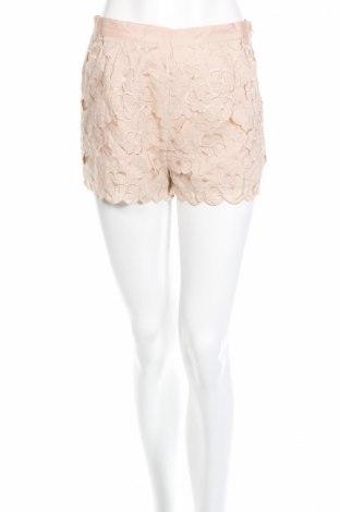 Női rövidnadrág H&M, Méret XS, Szín Bézs, 100% pamut, Ár 3200 Ft