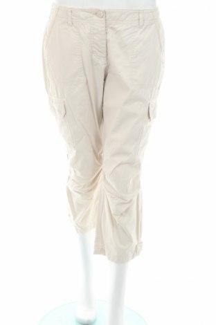 Дамски панталон Edc By Esprit, Размер M, Цвят Бежов, Цена 6,96лв.