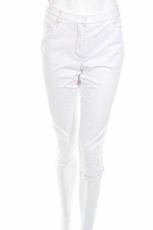 Дамски панталон Georges Rech, Размер M, Цвят Бял, Цена 10,02лв.