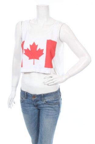 Γυναικείο αμάνικο μπλουζάκι American Apparel