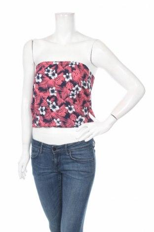 Γυναικείο αμάνικο μπλουζάκι Lola&Liza, Μέγεθος XS, Χρώμα Πολύχρωμο, Βισκόζη, Τιμή 4,82€