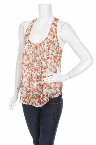 Γυναικείο αμάνικο μπλουζάκι U2B, Μέγεθος M, Χρώμα Πολύχρωμο, Πολυεστέρας, Τιμή 2,94€