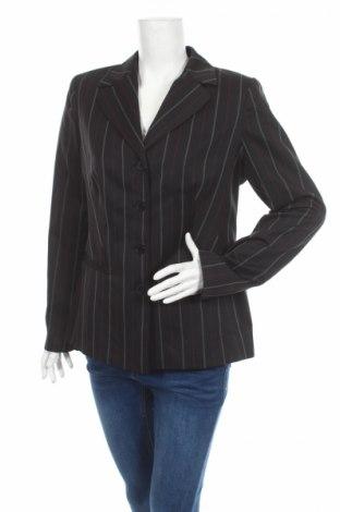 Γυναικείο σακάκι Barisal, Μέγεθος L, Χρώμα Μαύρο, 99% πολυεστέρας, 1% ελαστάνη, Τιμή 2,53€