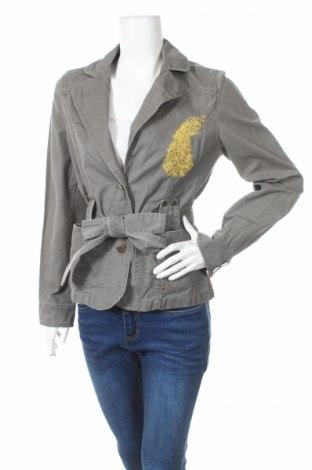 Дамско сако Duesenberg, Размер M, Цвят Сив, 100% памук, Цена 6,76лв.
