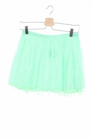 Детска пола Circo, Размер 15-18y/ 170-176 см, Цвят Зелен, 100% полиестер, Цена 4,25лв.