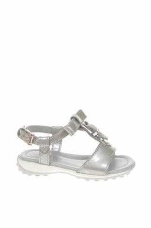 Detské sandály   Tod's, Veľkosť 20, Farba Sivá, Pravá koža , Cena  56,47€