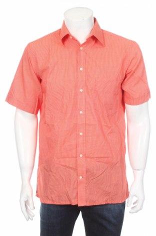 Мъжка риза A.W.Dunmore, Размер M, Цвят Оранжев, Памук, Цена 3,00лв.