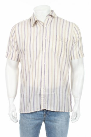 Ανδρικό πουκάμισο Enrico Mantoni, Μέγεθος M, Χρώμα Πολύχρωμο, 65% πολυεστέρας, 35% βαμβάκι, Τιμή 5,36€