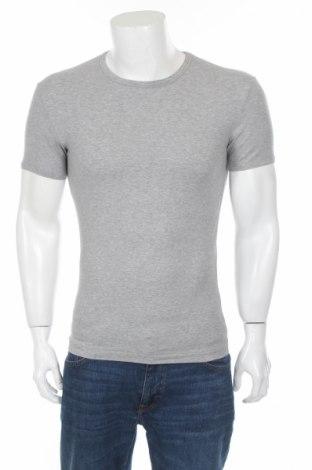 Męski T-shirt Grigio Sport